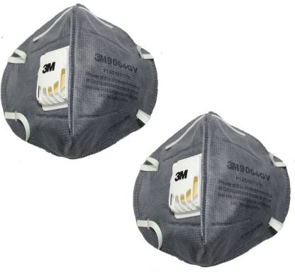 VEZUAL 3M 9004GV ( 2 Masks ) for protection against Pollution & Dust