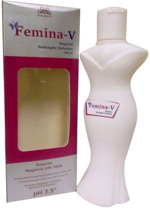 Ethix Femina - V Vaginal Intimate Hygiene Wash Intimate Wash