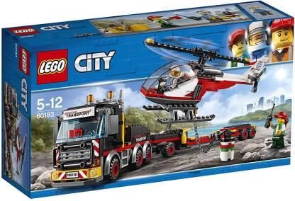 LEGO Heavy Cargo Transport (310 Pcs)