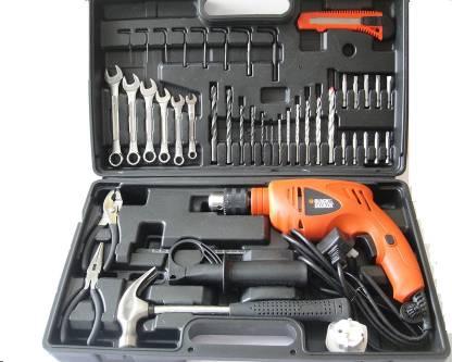 Black & Decker HD5513KA40 Hammer Drill