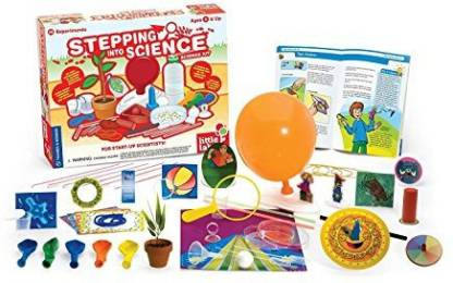 Generic Stepping Into Science Little Labs Thames & Kosmos Science Kit New In Box For Ages 5+