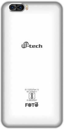 M-tech Foto3 (Silver, 8$$GB)