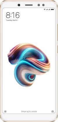 Redmi Note 5 Pro (Gold, 64 GB)