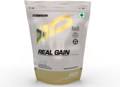 Muscledose Real Gain Weight Gainers/Mass Gainers