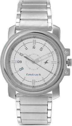 Fastrack NG3039SM01C Basics Analog Watch - For Men