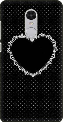 COBIERTAS Back Cover for Mi Redmi Note 4