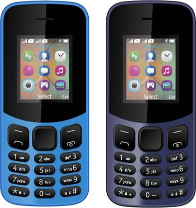 I Kall K12 New Combo of Two Mobiles