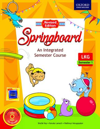 Springboard for LKG - Semester 1 - An Integrated Semester Course