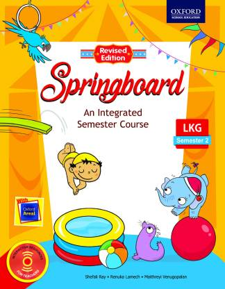 Springboard for LKG - Semester 2 - An Integrated Semester Course