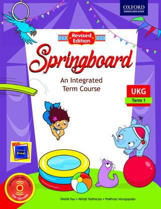 Springboard for UKG (Term 1) - An Integrated Term Course
