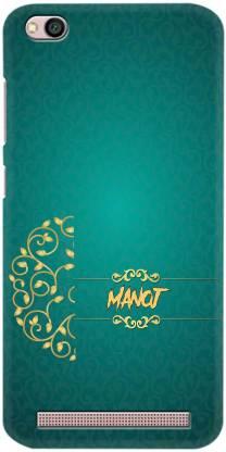 CLASSY CASUALS Back Cover for Mi Redmi 5A