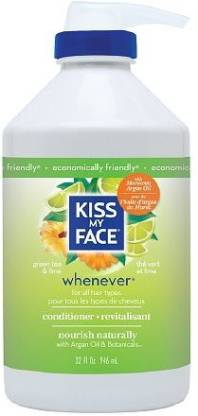 Kiss My Face Aromatherapeutic Conditioner, Whenever 32 Oz (12 Pack)