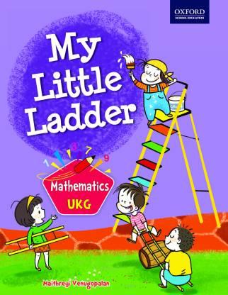 My Little Ladder - Mathematics (UKG)