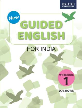 New Guided English for India - Workbook 1