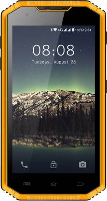 Kenxinda W8 (Yellow, 16 GB)