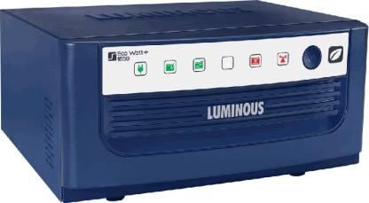 LUMINOUS Eco watt Square wave Eco watt 1650 Square Wave Inverter Price in  India - Buy LUMINOUS Eco watt Square wave Eco watt 1650 Square Wave  Inverter online at Flipkart.com