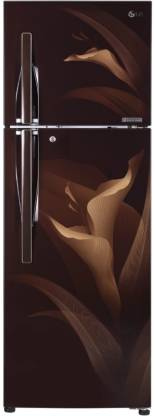 LG 335 L Frost Free Double Door 3 Star Convertible Refrigerator