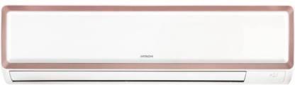 Hitachi 2 Ton 2 Star Split AC - White