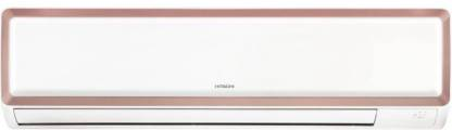 Hitachi 1.5 Ton 3 Star Split AC  - White