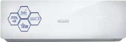 MITASHI 1.5 Ton 3 Star Split AC  - White