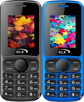 Glx W5 Combo of Two Mobiles