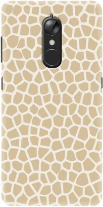 CLASSY CASUALS Back Cover for LENOVO K8