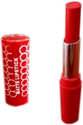 apna net bazaar Orange slim lipstick with matte finish
