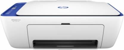 HP 2621 all in one printer Multi function Color Printer White
