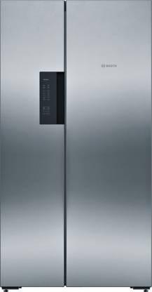 BOSCH 661 L Frost Free Side by Side Refrigerator