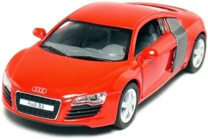 "Kinsmart 5"" 1:36 Scale Audi R8 Die-Cast Model Car from Flying Toyszer"