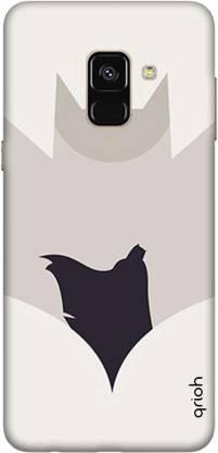Qrioh Back Cover for Samsung A7 2018