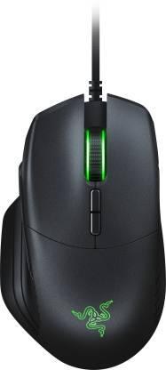 Razer Basilisk Multi-color FPS Wired Optical  Gaming Mouse