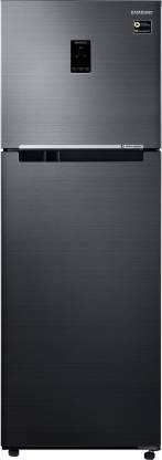 SAMSUNG 345 L Frost Free Double Door 3 Star Convertible Refrigerator