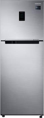 SAMSUNG 321 L Frost Free Double Door 2 Star Convertible Refrigerator