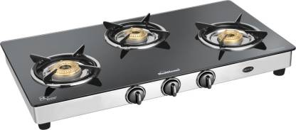 SUNFLAME Regal Stainless Steel Manual Gas Stove