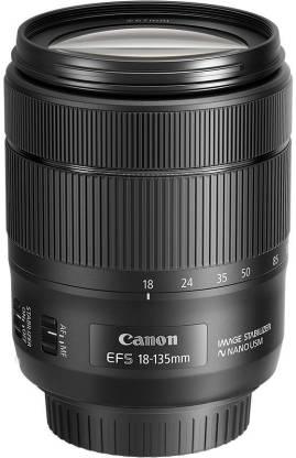 Canon 18-135 MM NANO USM  Lens