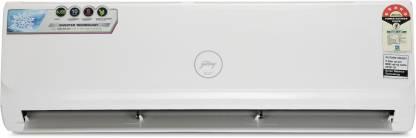 Godrej 1.5 Ton 5 Star Split Inverter AC  - White