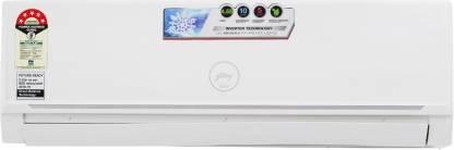 Godrej 1 Ton 5 Star Split Inverter AC  - White