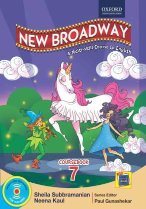 New Broadway - Coursebook 7