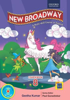 New Broadway - Coursebook 8 - A Multi - Skill Course in English