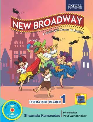 New Broadway - Literature Reader 1 - A Multi - Skill Course in English