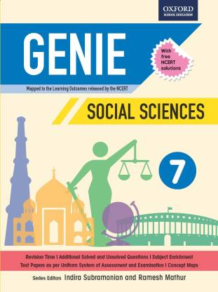 Genie Social Sciences 7 - Includes NCERT Solutions