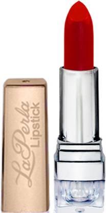 La Perla Golden Follow Me Red Lipstick Shade-110