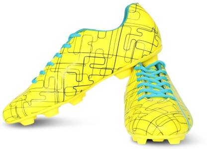Football Shoes For Men(Yellow)