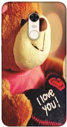 wowdesignhub Back Cover for Mi Redmi Note 5