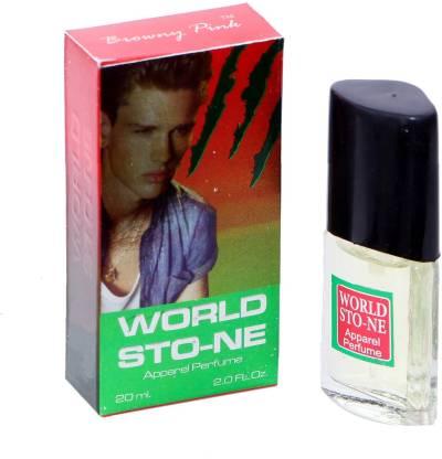Browny Pink World Stone Perfume-20ml Eau de Parfum  -  20 ml