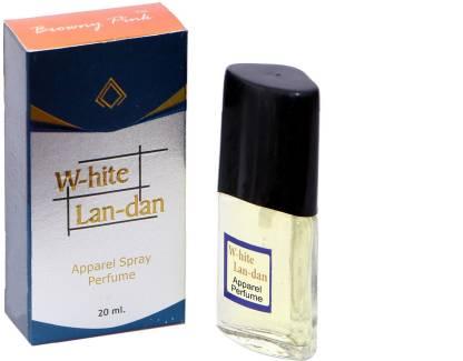 Browny Pink White lan-dan Perfume-20ml Eau de Parfum  -  20 ml