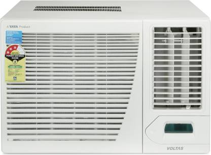 Voltas 1.5 Ton 3 Star Window AC  - White