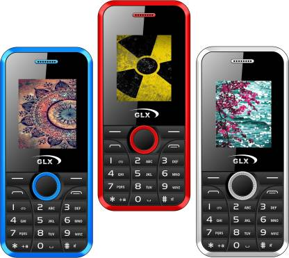 Glx W8 Pack of Three Mobiles