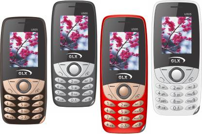 Glx U505 Pack of Four Mobiles